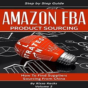 Amazon FBA Product Sourcing Audiobook