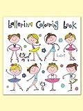 Rachel Ellen Colouring Book - Ballerina