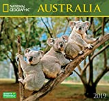 National Geographic Australia 2019 Wall Calendar