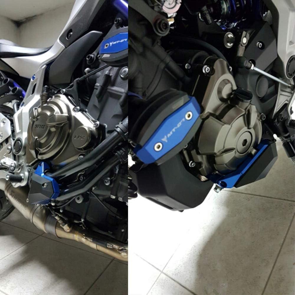 BEESCLOVER /Étui de Protection pour Moteur de Moto Yamaha MT-07 FZ07 13-17
