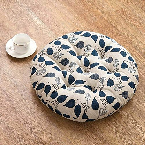 CCYYJJ Tatami Cushions,Circular Cushion Large Mirrors For The Office Chairs Thick Marble Seat-K 50X50Cm (20X20Cm) by CCYYJJ