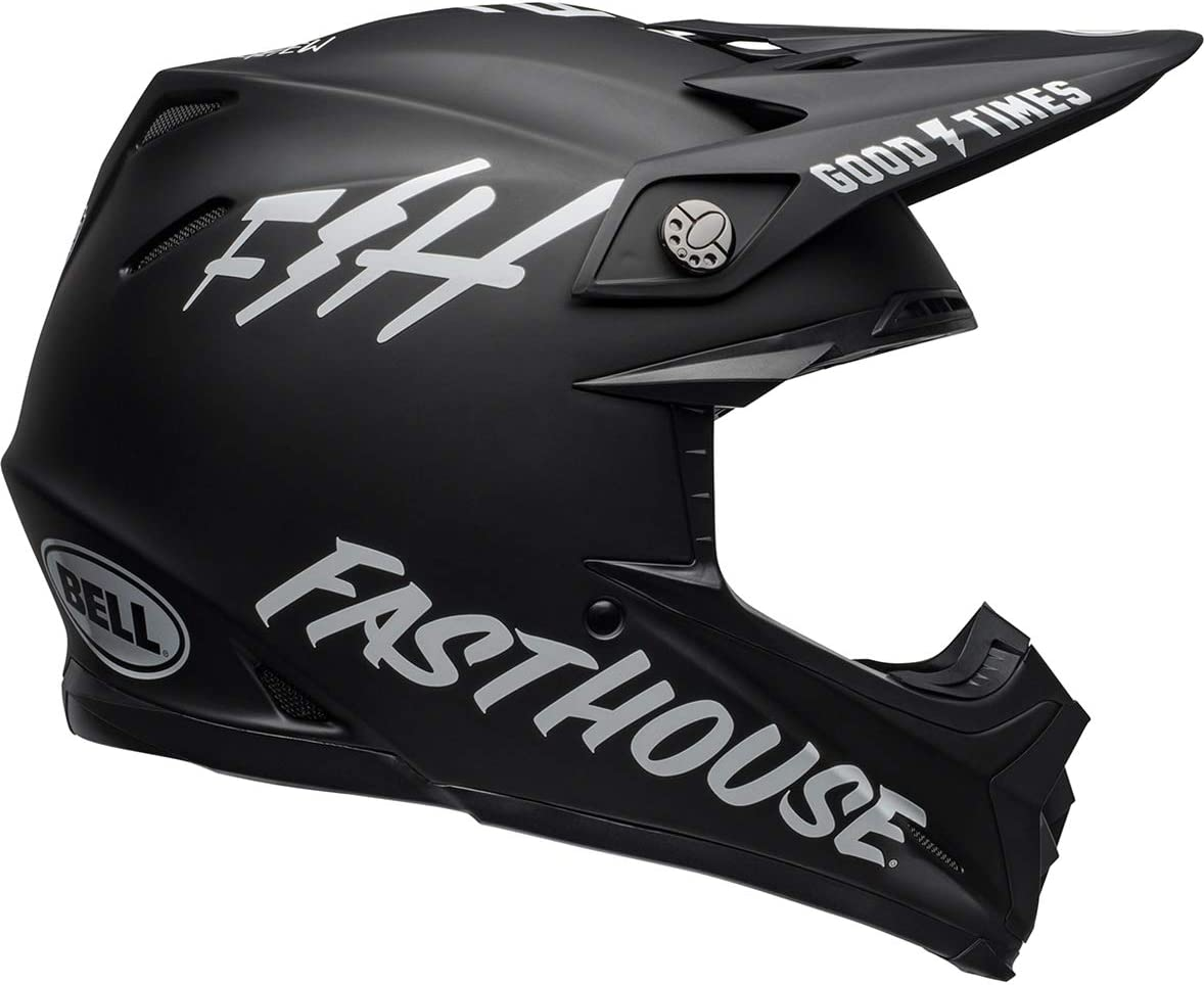 BELL Casque Taille S Graphique Fasthouse