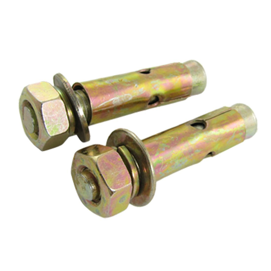 Uxcell M10 Expansion Bolt Hex Nut Sleeve Anchors (2 Piece), 60mm Dragonmarts Co. Ltd. / Uxcell a11070700ux0132
