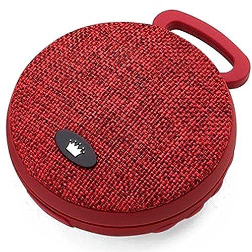 Caixa de som Bluetooth Kimaster K300 - Vermelho