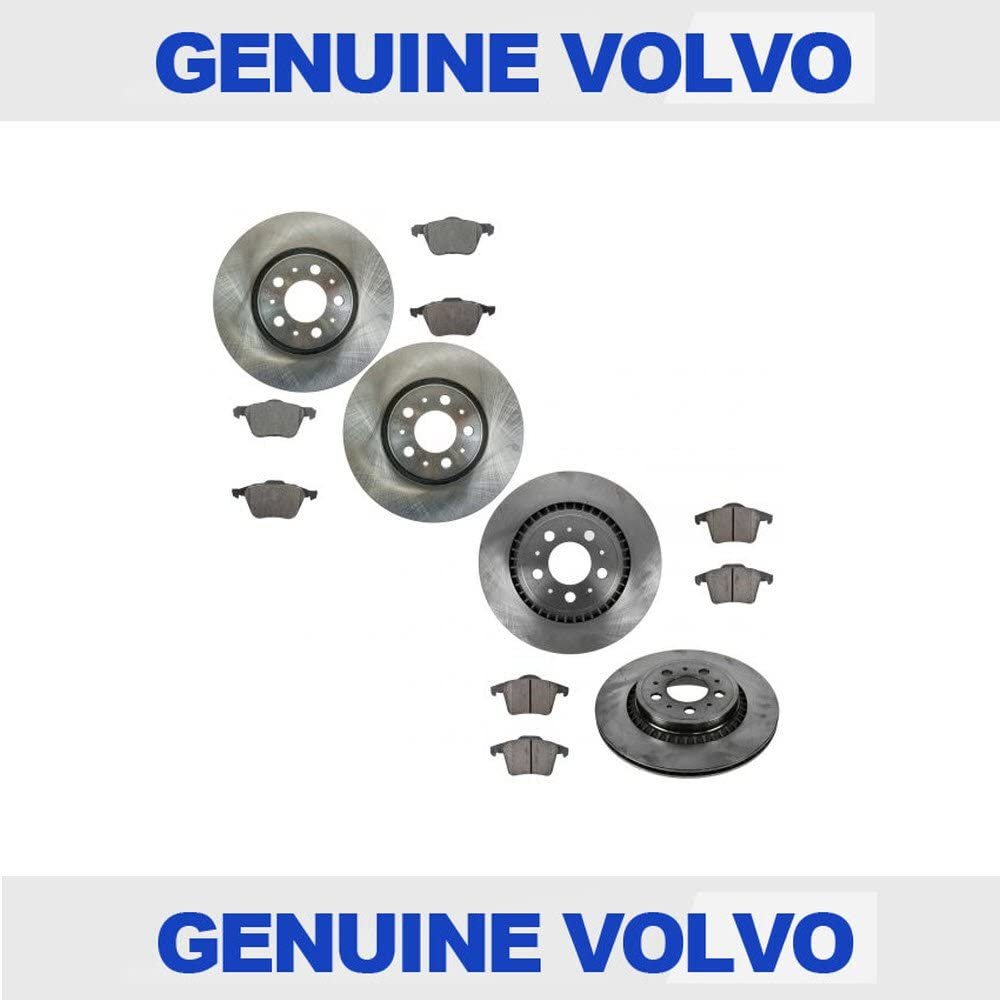 Volvo Rear S40//V50 Brake Pad/'s Rear *GENUINE VOLVO PART*