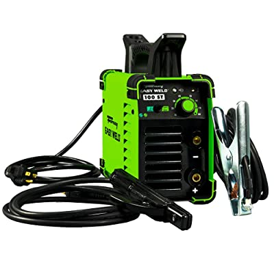 Forney Easy Weld 298 Arc Welder 100ST, 120-Volt, 90-Amp, Green