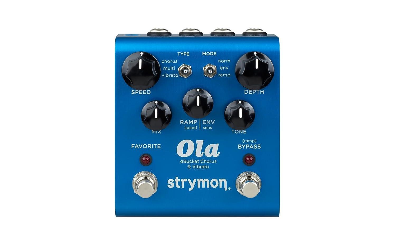 [国内正規品]Strymon:Ola Chorus (ストライモン:オーラコーラス)   B003MVRACU