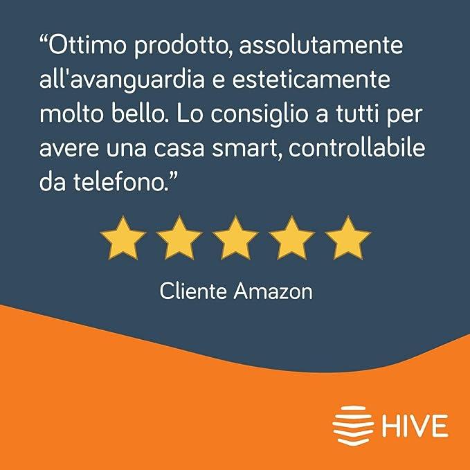 Hive Termostato, IT7001942: Amazon.es: Bricolaje y herramientas