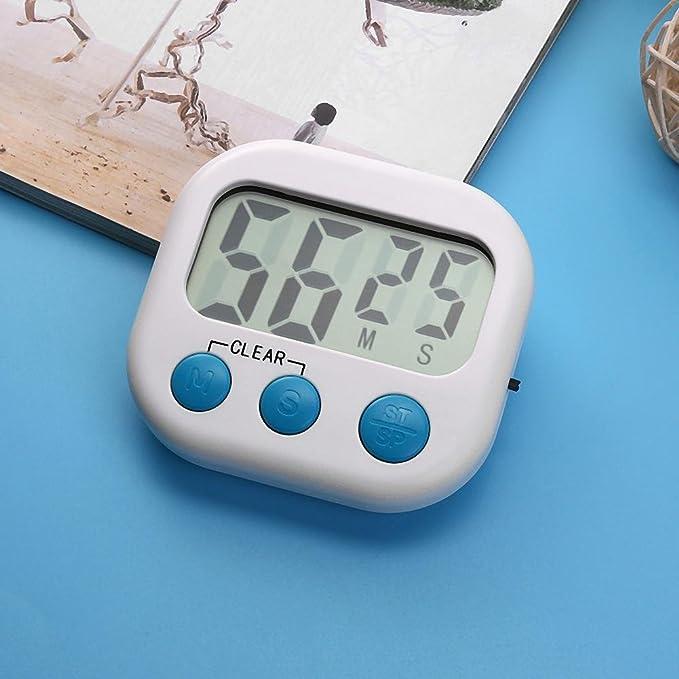Compra WinnerEco LCD Digital de Cocina Temporizador Alarma ...