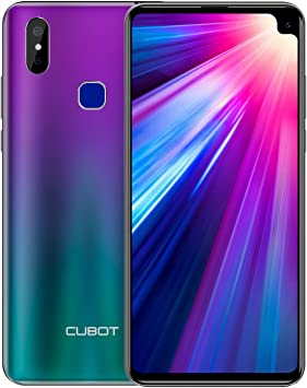 CUBOT MAX2 Smartphone 4G teléfono móvil Libre Android 9.0 6,8 ...