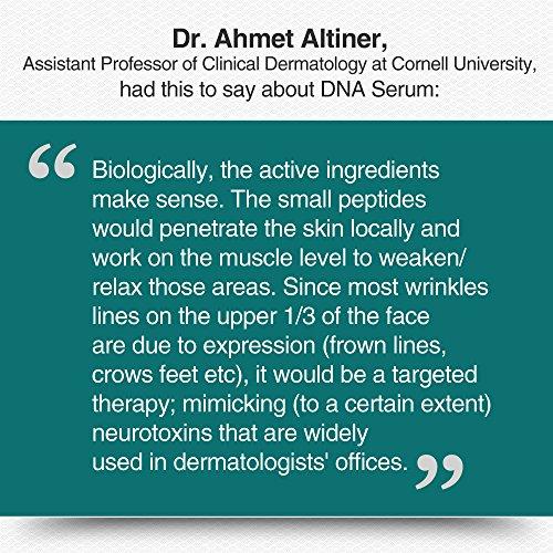 DNA Serum - Temple Viper Venom Anti-Wrinkle Eye Serum - Contains 5% SYN-AKE (Physician Strength)