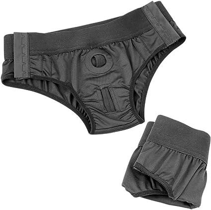 Women Adjustable Pants Wearable Waist Belt Lingerie Harness