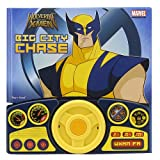 img - for Big City Chase Play-a-sound (Wolverine and the X-men) book / textbook / text book