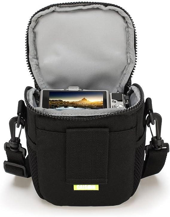 Riñonera adecuado para Nikon Coolpix a900 s9900-estuche cámara-bolsa