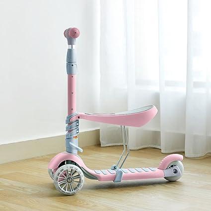 Patinete- Scooter Infantil Baby Beginner Puede Sentarse 3 ...