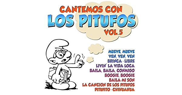 Amazon.com: Baila, Baila, Conmigo: La Pitufobanda: MP3 Downloads