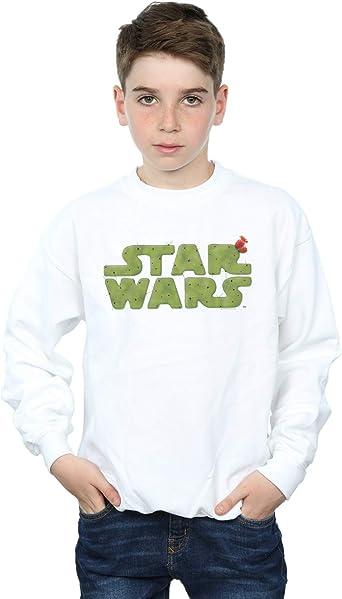 Star Wars Niños Cactus Logo Camisa De Entrenamiento: Amazon.es: Ropa y accesorios
