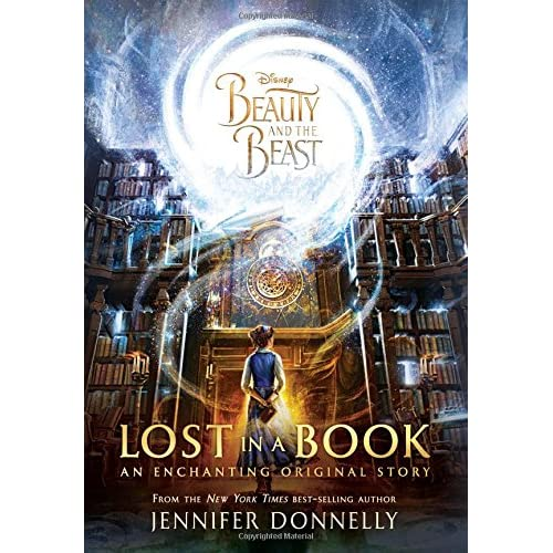 Beauty and the Beast: Lost in a Book (Hardcover)