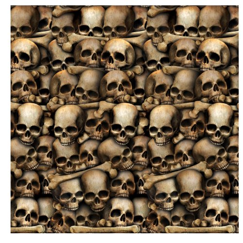 UPC 034689009160, Beistle Catacombs Backdrop, 4-Feet by 30-Feet