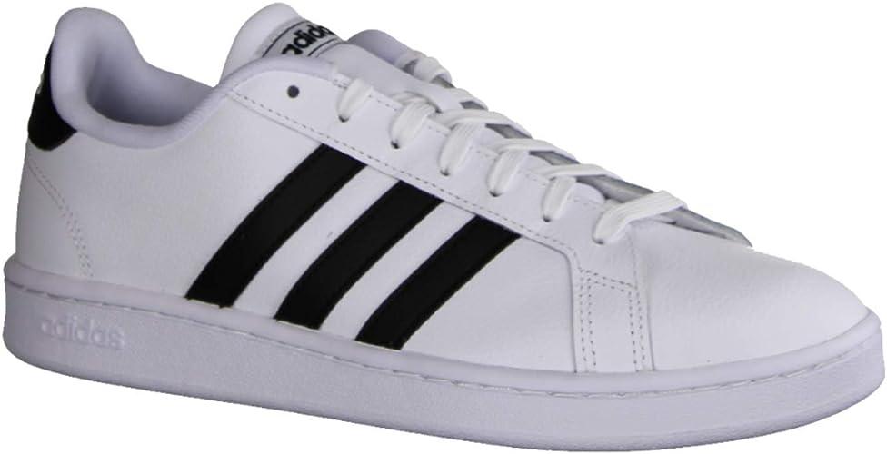 scarpe adidas grand court uomo
