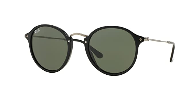 Amazon.com  Ray Ban RB2447 901 49M Black Green  Clothing 7d28b72ec6
