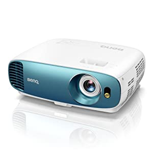 BenQ TK800 4K UHD Home Theater Projector with HDR and HLG | 3000 Lumens for Ambient Lighting | 92% Rec. 709 for Accurate Colors | Keystone for Easy Setup