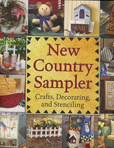 New Country Sampler (Craft International Stencil)