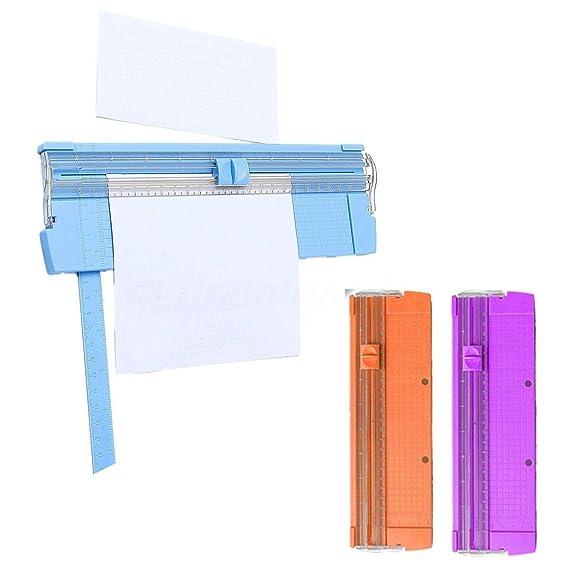 Amazon.com: A4/A5 Tarjeta de papel, cortadora de fotos de ...