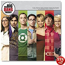 2018 The Big Bang Theory Wall Calendar (Day Dream)