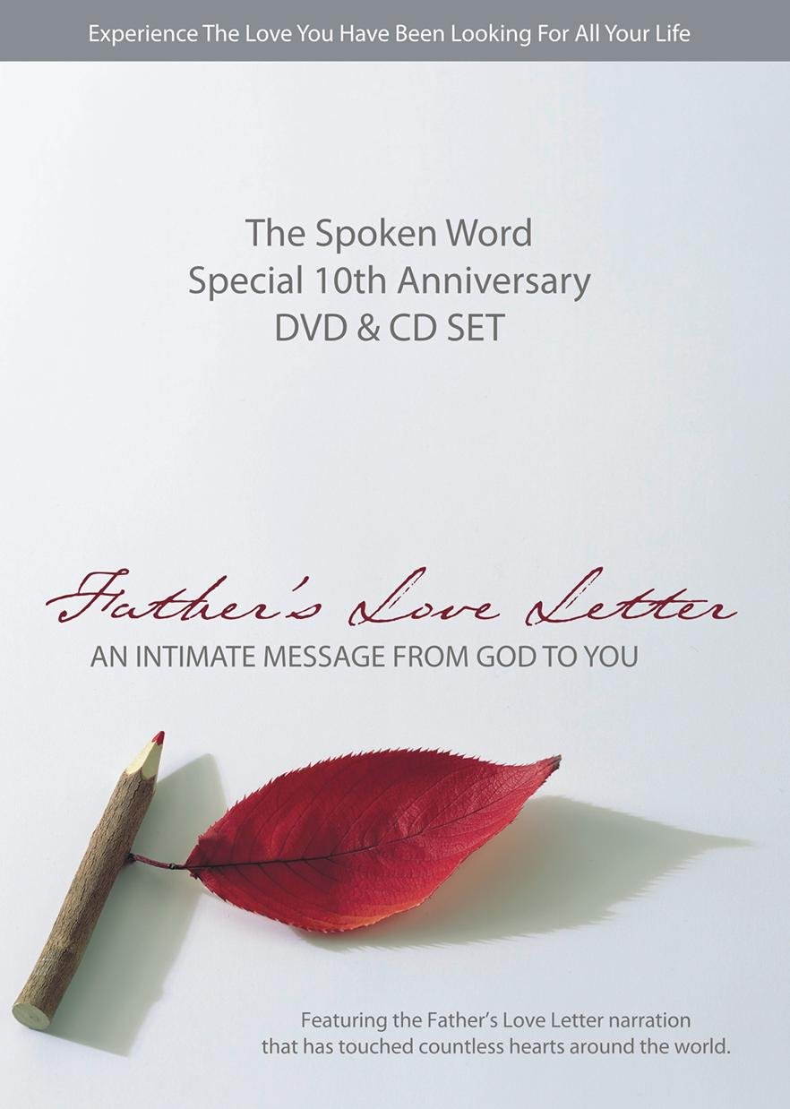 Amazon Father s Love Letter Special Edition DVD and CD