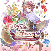 Atelier Rorona the Alchemist of Arland DX - PS4 [Digital Code]