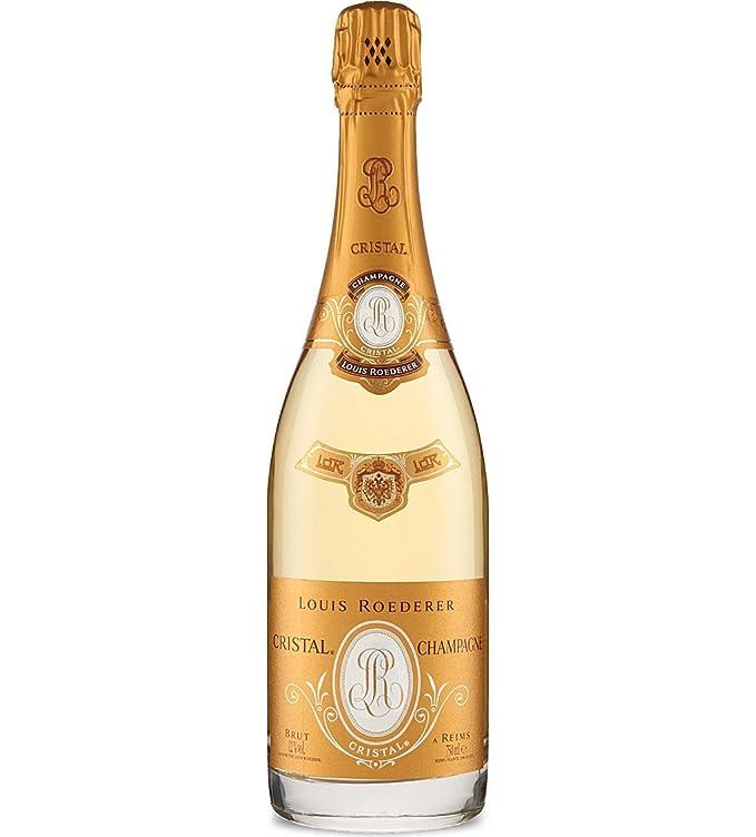 Hecho a mano vela champán cristal Brut 750 ml botella de Original regalo diseño de interiores: Amazon.es: Hogar