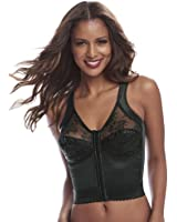 Cortland Intimates Long Line Back Support Soft Cup Bra