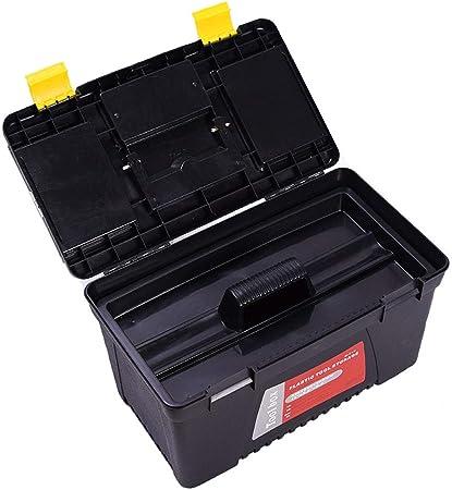 LHZ Caja de Herramientas de Metal Arte Almacenamiento de Herramientas del Coche de Caja de la guantera Materia: Amazon.es: Hogar