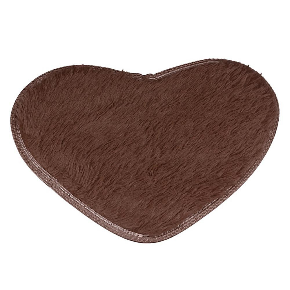 Butifullove 40X28cm Non-Slip Bath Mats Carpet Rug Kitchen Bathroom Home Decor (Coffee)