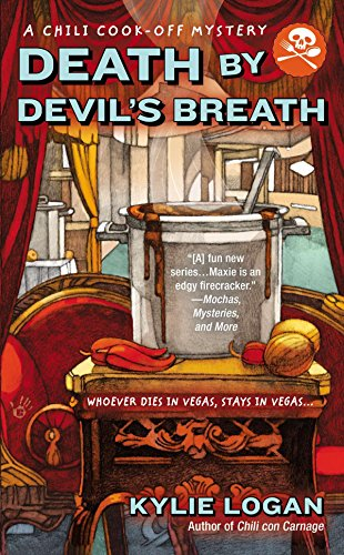 Death by Devil's Breath (A Chili Cook-off Mystery)