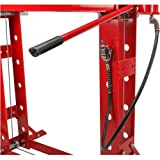 Grizzly Industrial T27978-50-Ton Air/Hydraulic Shop Press