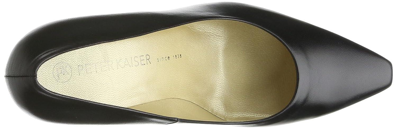 Peter Kaiser TOSCA Chevro 74901 Damen Pumps Schwarz (Schwarz Chevro TOSCA 100 100) 9604ec