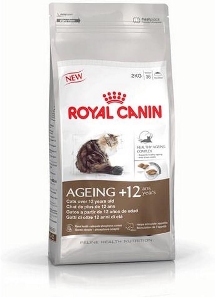 Royal canin Ageing + 12 pienso para gatos