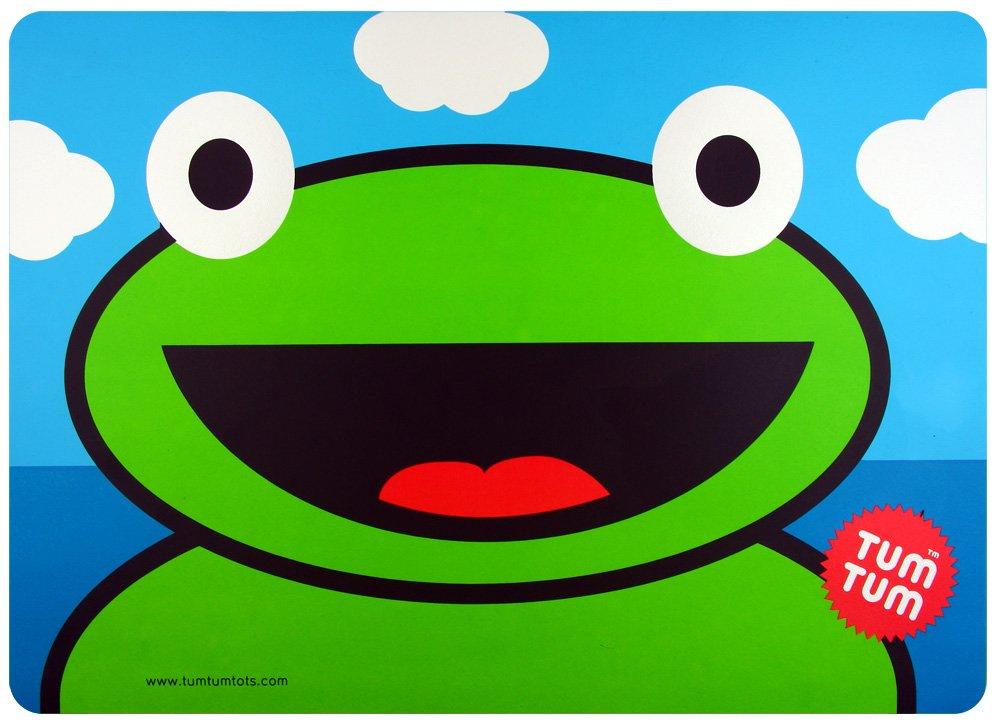 TUM TUM Mega Size Children's Placemat, 46cm x 33cm, Ribbit TUMTUM TT2013