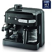 De'Longhi Combi Espresso and Filter Coffee Machine BlackCOLOUR  BCO320