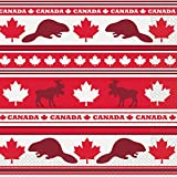 Canada Day Party Napkins, 16ct
