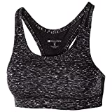 Cheap Women's Vent Bra Holloway Sportswear XL Black Space Dye