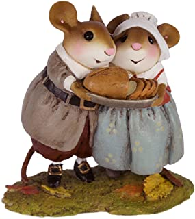 product image for Wee Forest Folk M-593 Pilgrim Potluck (New Thanksgiving 2016)