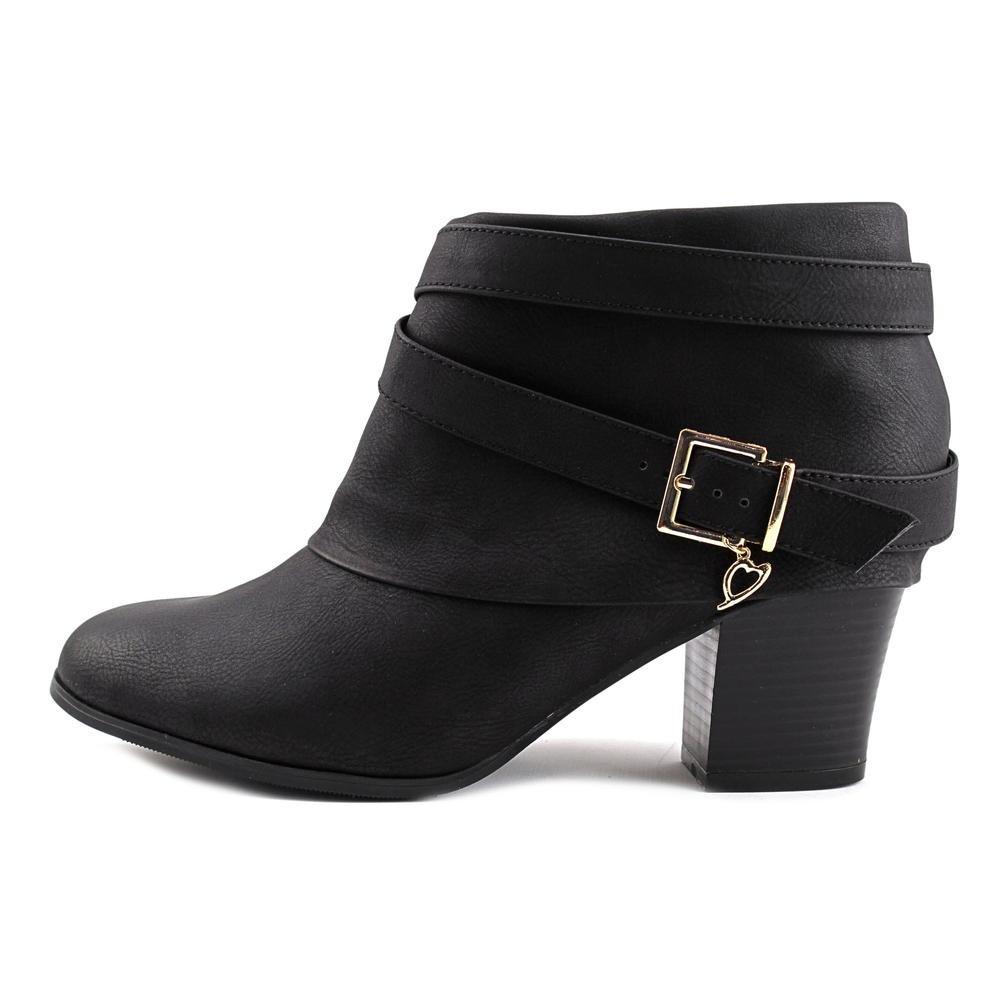 Thalia Sodi Womens Tecap Closed Toe Ankle Fashion Boots