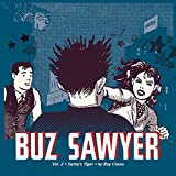 Buz Sawyer Sultry's Tiger