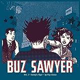 Buz Sawyer Volume 2: Sultry's Tiger HC (Roy Crane's Buz Sawyer)