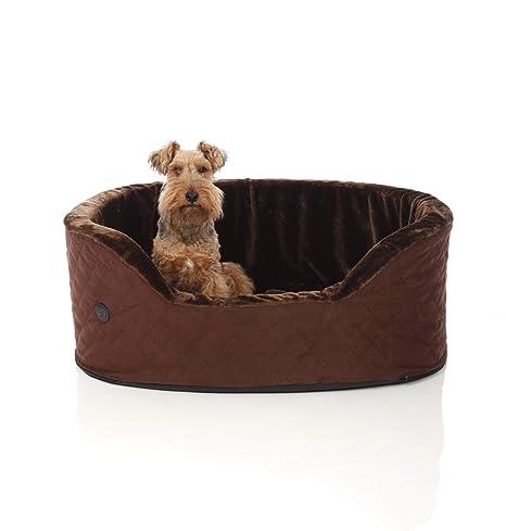 Pets&Partner Cama para Mascotas Perros | cojín Mascotas|Perros medianos y Grandes, Antideslizante,