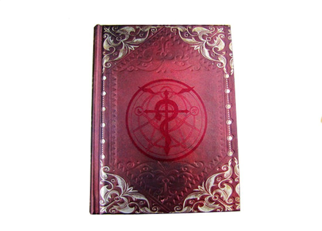 libro alquimia edward elric