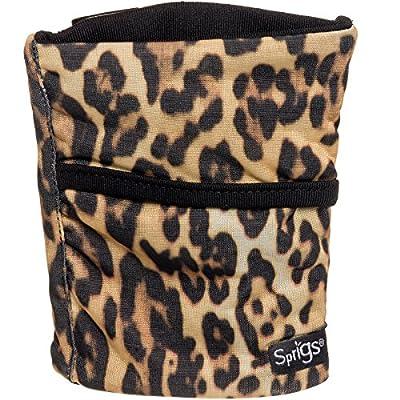 Sprigs Animal Print Big Banjee Wrist Wallet